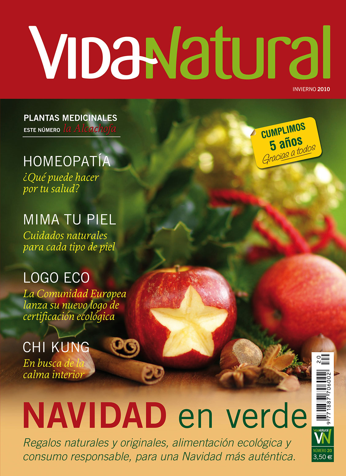 Revista Vida Natural nº 20