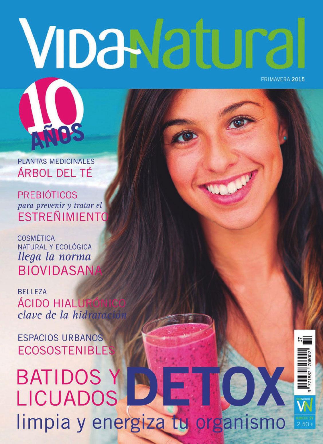 Revista Vida Natural nº 37