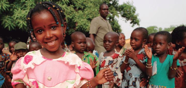 la solidaridad y la infancia