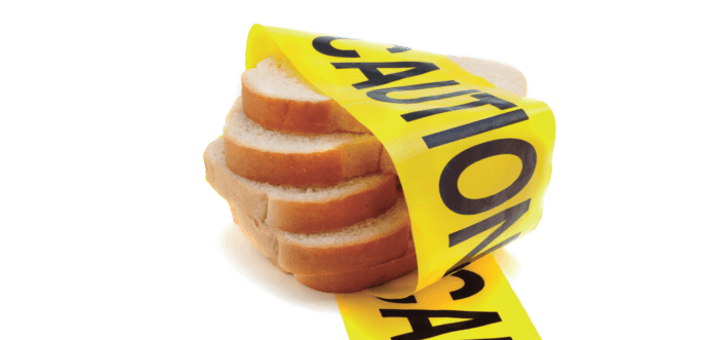 el falso pan que nos enferma