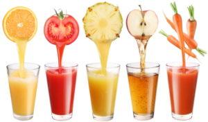 Smothies Batidos de frutas