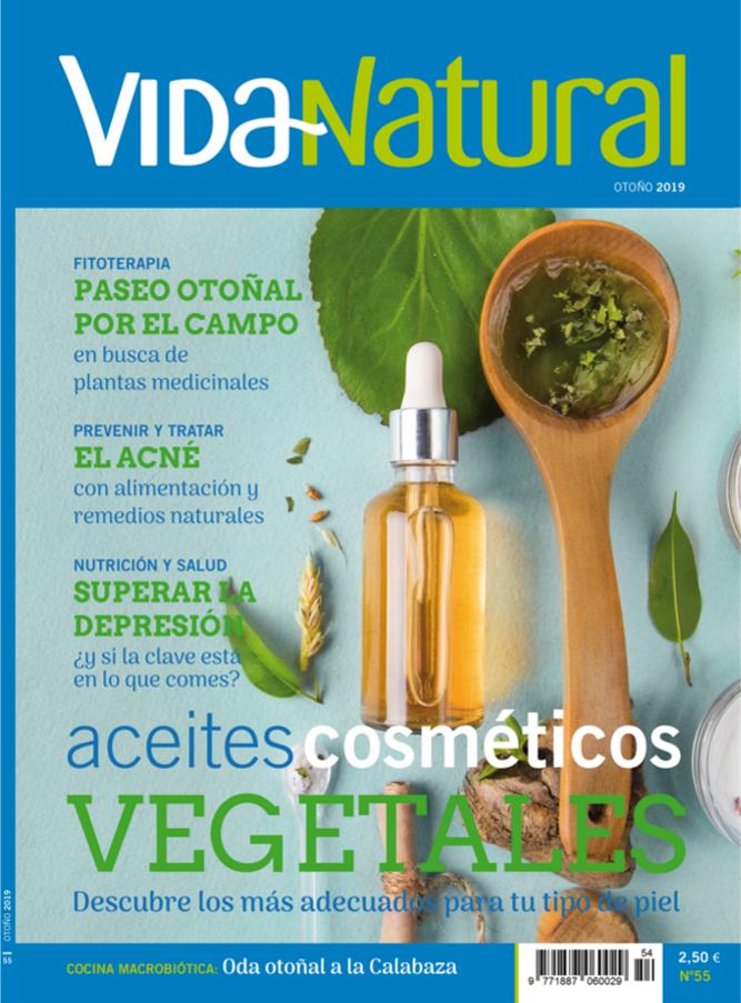 Revista Vida Natural Otoño de 2019